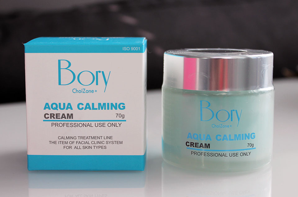 Bory-Aqua-Calming-Cream